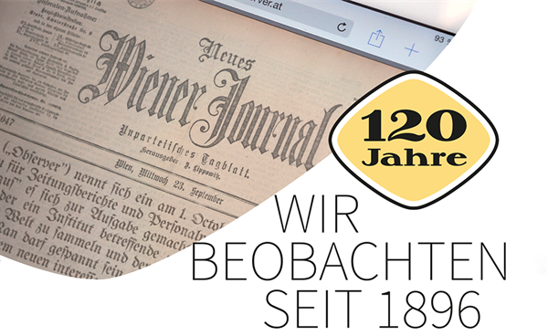 120 Jahre »OBSERVER«