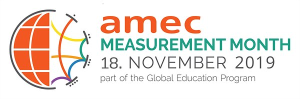 AMEC Measurement Month Event